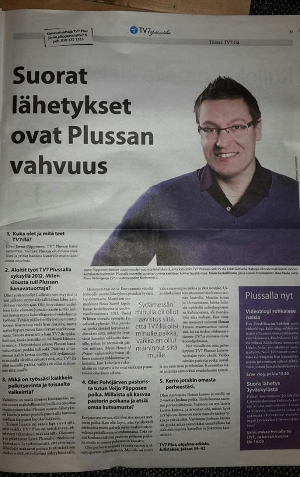 TV7Lehti